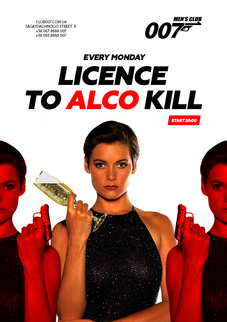 Licence to ALCO Kill