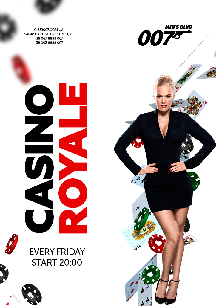Casino Royale Every Friday