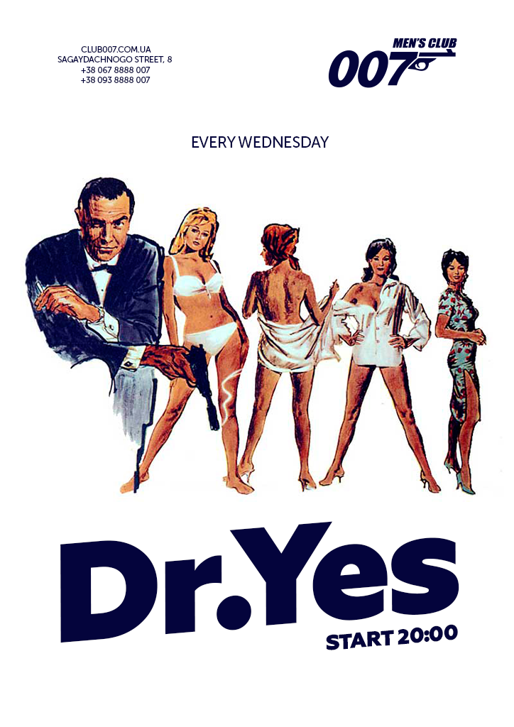 DR.Yes Every Wednesday